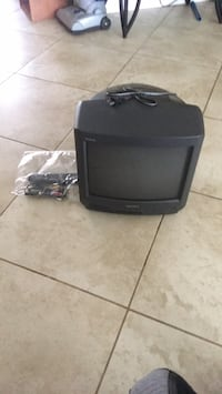 Sony tv with remote and wire hook ups nothing wrong with it moving and have no more use for it offer away a good man cave tv or kid tv Fort Myers, 33919