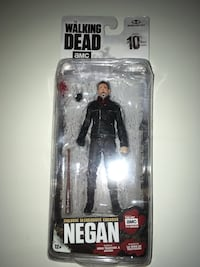 The Walking Dead Figure Negan 5 inches Series 10 New in Box Montréal, H4G 1M2