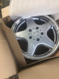 "18"" Mercedes AMG Monoblock Rims Woodbridge, 22193"