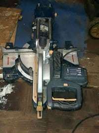 black and gray miter saw Cambridge, N3C 2Z2