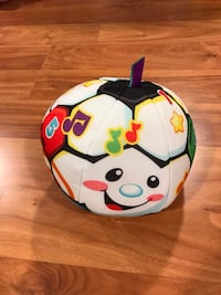 Fisher-Price Laugh & Learn Singin' Soccer Ball South San Francisco, 94080