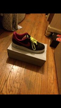 Nike air low shoe with box sz 14