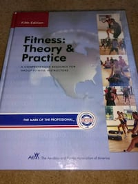 Fitness: Theory & Practice fifth edition book