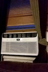 white and black window type air conditioner Columbia, 17512