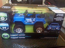 Black Series: Rugged Runner All Terrain Vehicle (Brand New)