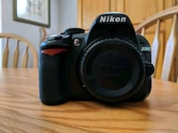 Nikon D3100 DSLR (body only) Shrewsbury, 17361