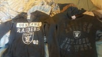 Raiders sweaters good condition