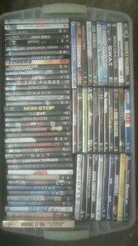 Dvds  $2 a piece or $140 for all  Murfreesboro, 37130