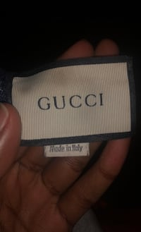 Real Gucci track suit