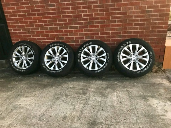 Ford F150 Factory Rims For Sale >> Used 2017 Ford F150 Factory Rims And Tires For Sale In North Augusta