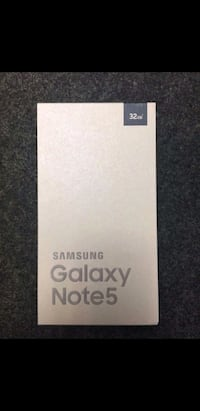 Brand New Sealed Samsung Note 5