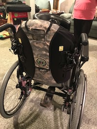 Low back Wheelchair