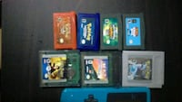 assorted Nintendo DS game cartridges Niagara Falls, L2G 1E1