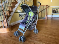 Maclaren Techno XT Stroller with rain cover and travel bag North Laurel