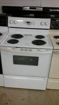Maytag Electric Range White  Fort Collins