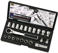 Gear Ratchet Set London, N6E 1G2