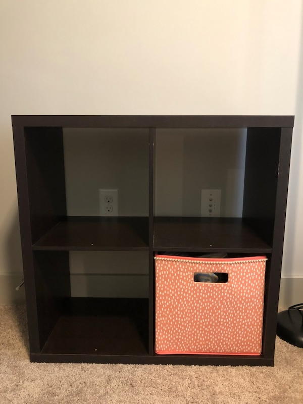 Used 4 Cube Storage Organizer For Sale In Raleigh Letgo