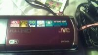 Brand NEW>*JVC CAMCORDER+PHOTOS/VIDEO/*LIGHT+ PALM SZ: COMPACT London, N6J 4L5