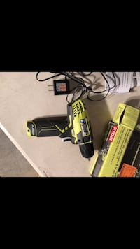 8-Volt Lithium-Ion Cordless Drill Kit with Charger. $25 South Gate, 90280