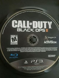 Call of Duty Black Ops III PS3 game disc