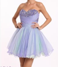 Gorgeous Short Prom Dress