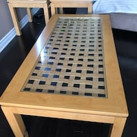 Coffee Table and 2 End Tables Ottawa, K4A 4P8