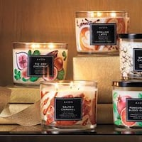 Several avon labeled scented candles Hamilton, L8H