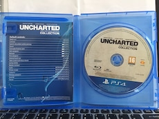 Uncharted Collection Sony PS4 game
