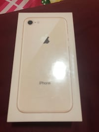 Gold iphone 8 Regina, S4T 4M9