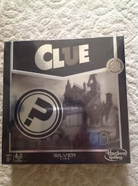 NEW! Clue Board Game - Exclusive Edition Toronto, M4K