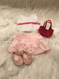 American girl doll outfit  Chantilly, 20152