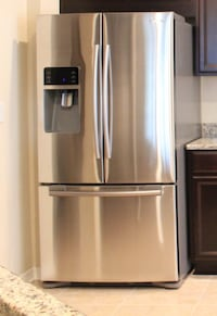 EUC French Door Fridge HERNDON