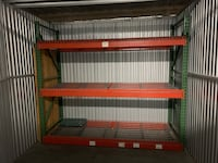 Heavy duty storage rack  New York