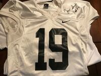 IOWA HAWKEYE SIGNED JERSEY Carroll, 51401