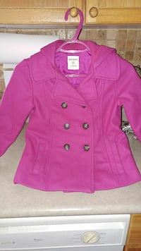 pink wool jacket Cambridge, N1T 1Z8