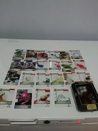 assorted game card lot 552 km