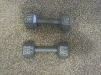 15 pound Dumbells Suitland-Silver Hill, 20746