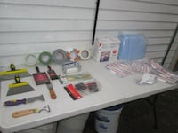 Tools -n- supplies Painting / dry-walling /and mo Houston, 77092
