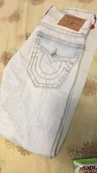 New True Religon jeans size 28 $35 final Brampton, L6P 1N7