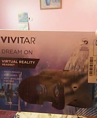 Vivitar Dream On VR headset box Tyrone, 16686