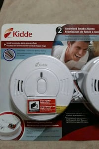 KIDDE x2 Hardwired Smoke Alarms Hamilton, L8P 3L3