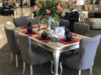 Dining Table for $25 a month on approved credit  o Bakersfield