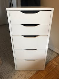 IKEA ALEX drawer unit $80 obo Hamilton, L8P