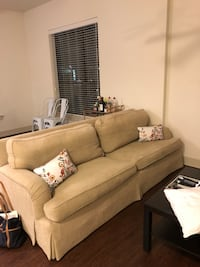Couch with pillows! Austin, 78754