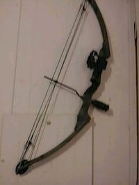 black and gray compound bow Augusta, 30906