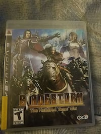 PS3 Bladestorm: The Hundred Years War Daly City, 94015