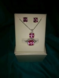 Diamond and Pink Sapphire Anderson, 29624