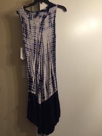 Blue tye dye dress Arlington, 76016