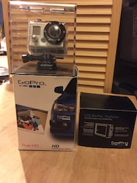 Gopro Hero with LCD BacPac Screen Ajax, L1T 1V1