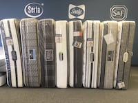NEW LUXURY MATTRESS CLOSE OUT SALE - $199-$999 Simmons, Sealy, Serta, & more Delta, V3M 6M5
